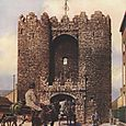ST. LAWRENCE GATE, 12TH CENTURY RELIC.