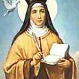 SAINT THERESA OF AVILA.