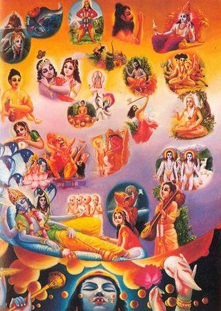 Dasavataras