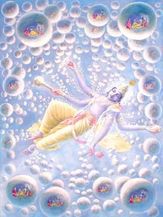 describe modern cosmology Hindu cosmology in hindu cosmology , the universe is cyclically created and destroyed [1] its cosmology divides time into four epochs or yuga, of which the current period is the kali yuga .