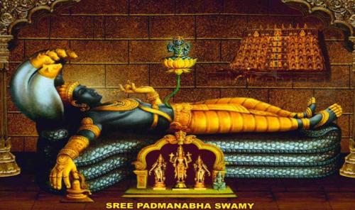 Shree-Padmanabh-Swamy