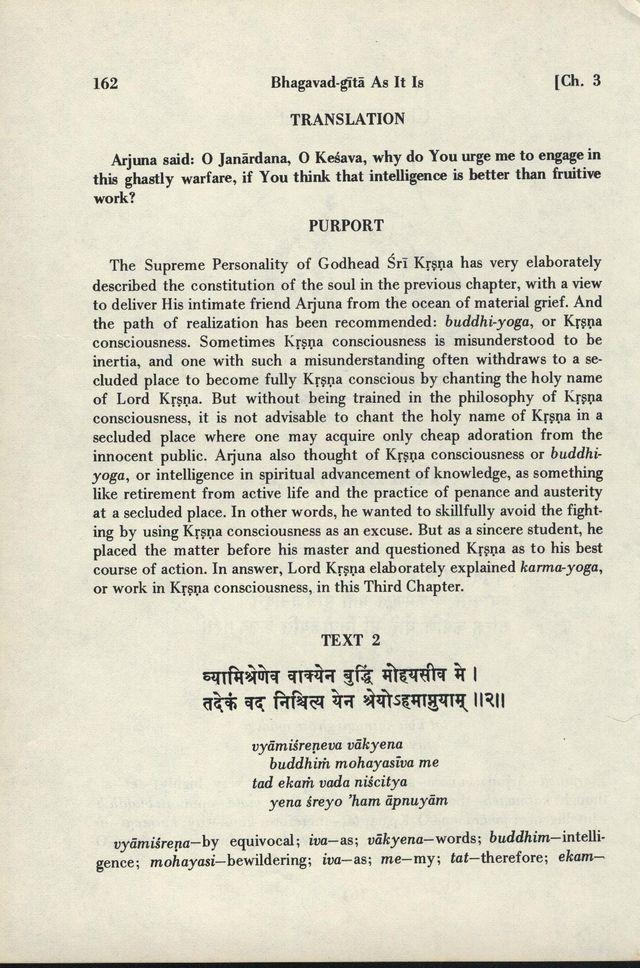 Bhagavad-gita As It Is 162