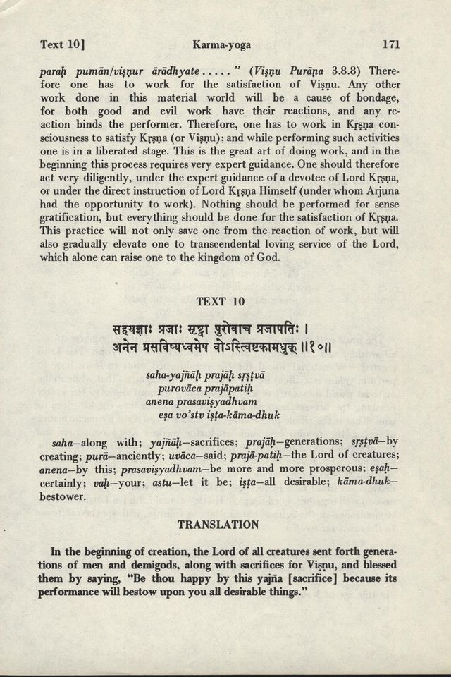 Bhagavad-gita As It Is 171