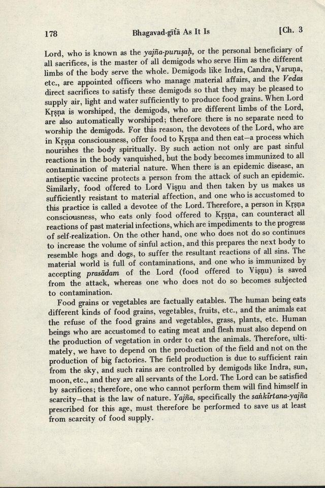 Bhagavad-gita As It Is 178