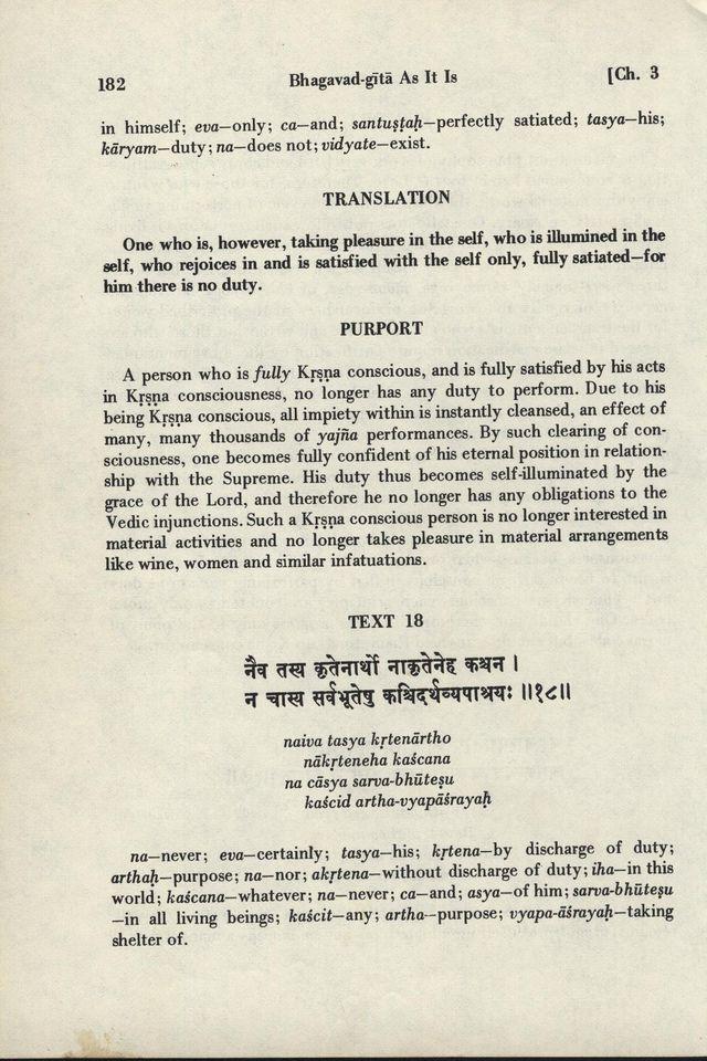 Bhagavad-gita As It Is 182