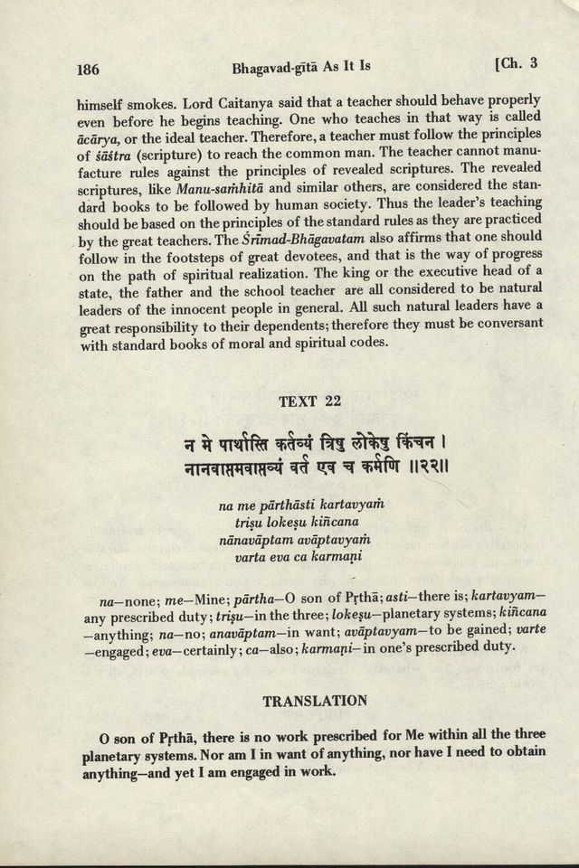 Bhagavad-gita As It Is 186