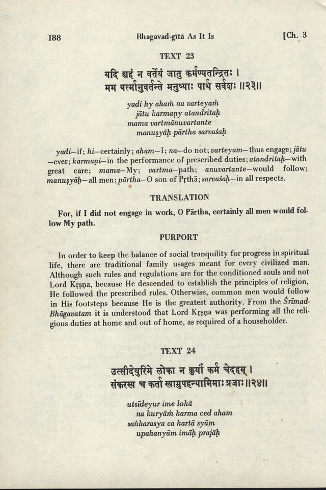 Bhagavad-gita As It Is 188