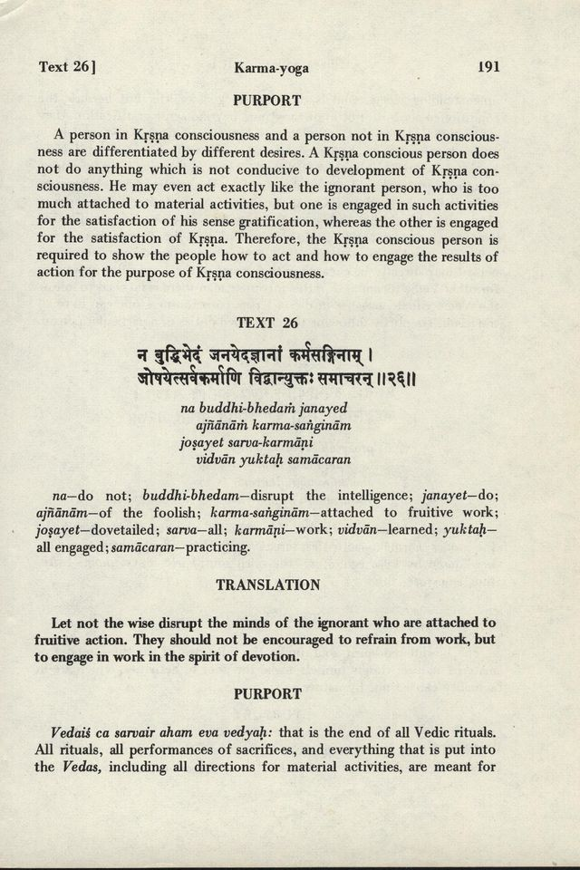 Bhagavad-gita As It Is 191