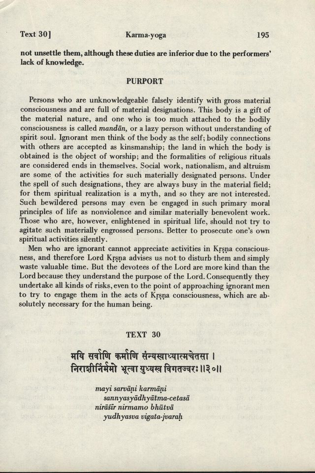 Bhagavad-gita As It Is 195