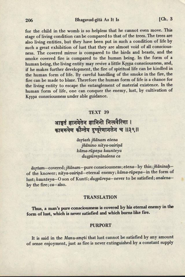 Bhagavad-gita As It Is 206
