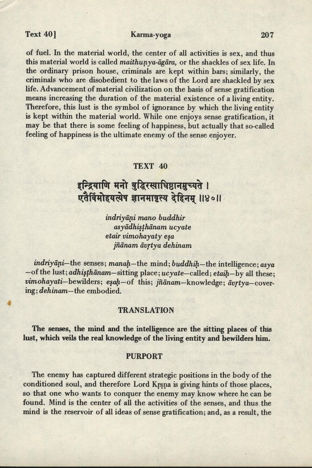 Bhagavad-gita As It Is 207