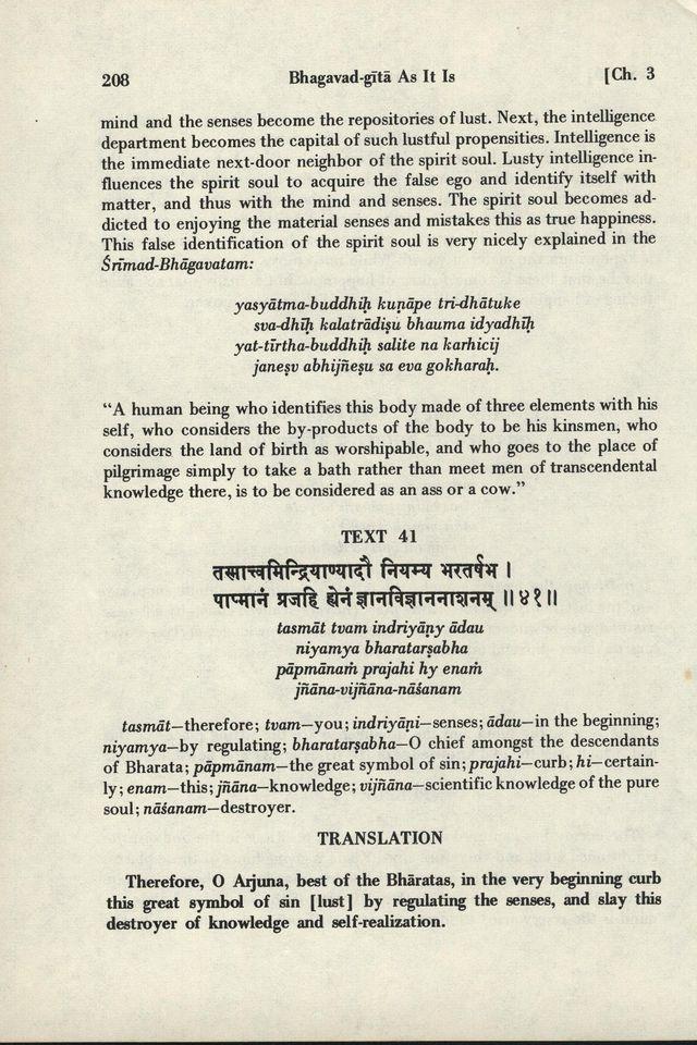 Bhagavad-gita As It Is 208