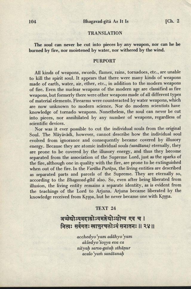 Bhagavad-gita As It Is 104