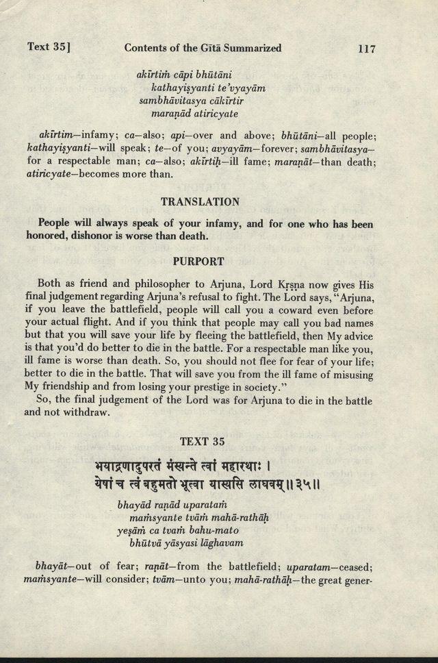 Bhagavad-gita As It Is 117