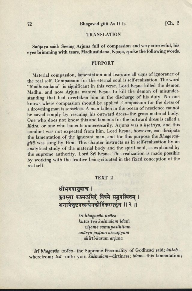 Bhagavad-gita As It Is 072