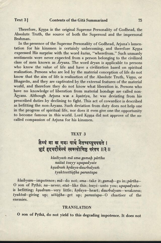 Bhagavad-gita As It Is 075