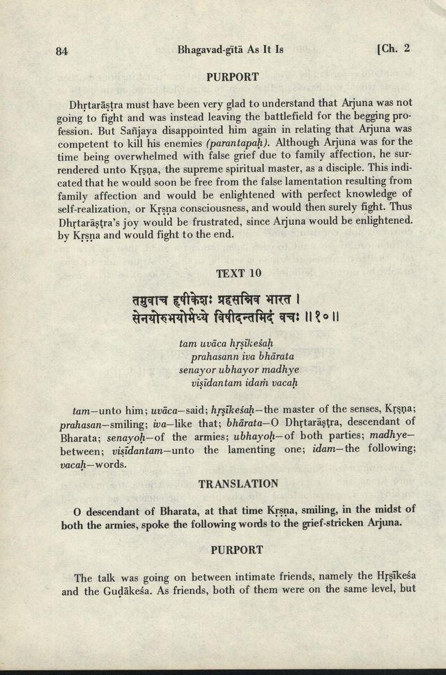 Bhagavad-gita As It Is 084