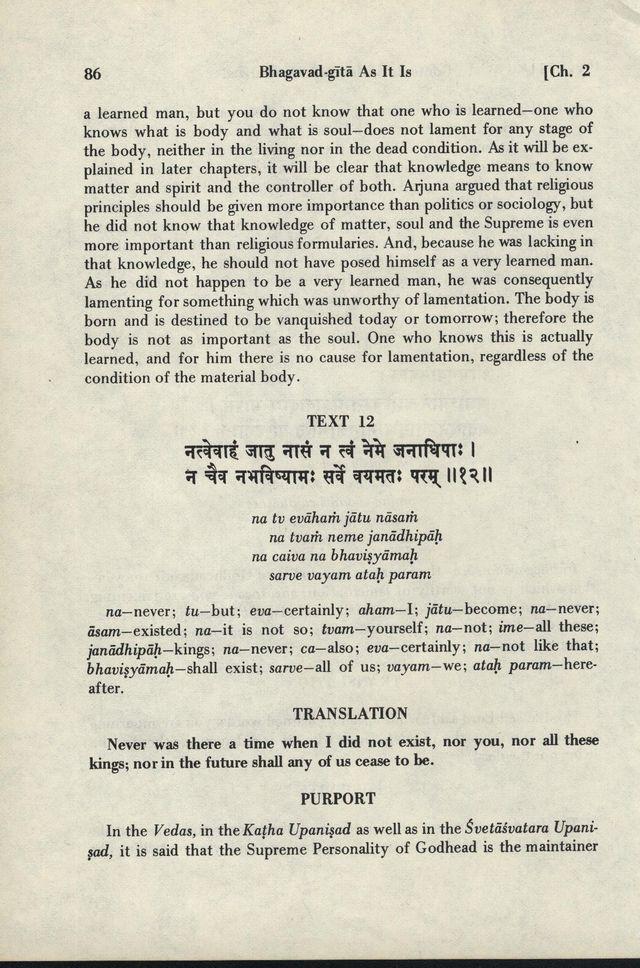Bhagavad-gita As It Is 086