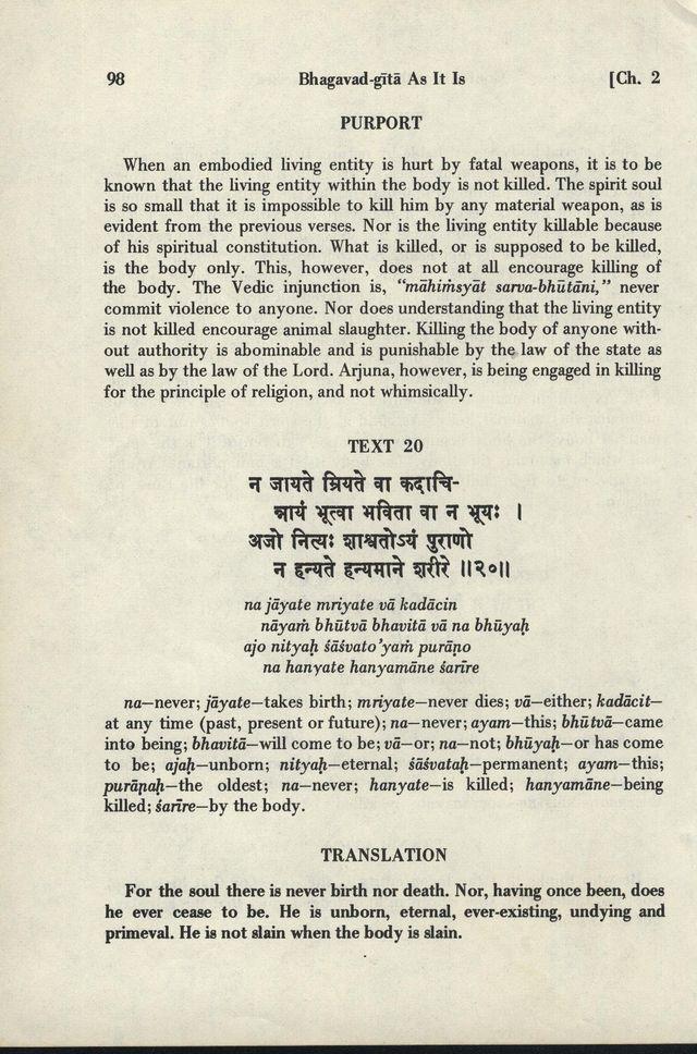 Bhagavad-gita As It Is 098