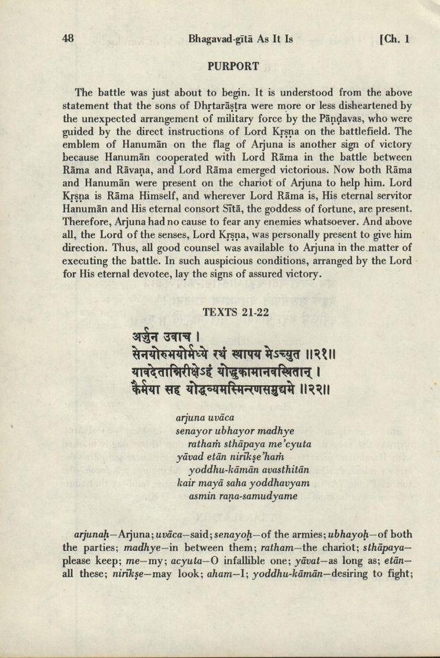 Bhagavad-gita As It Is 018