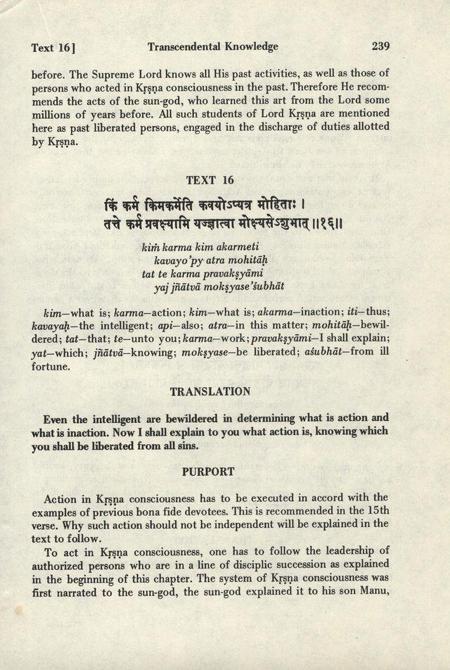 Bhagavad-gita As It Is 239