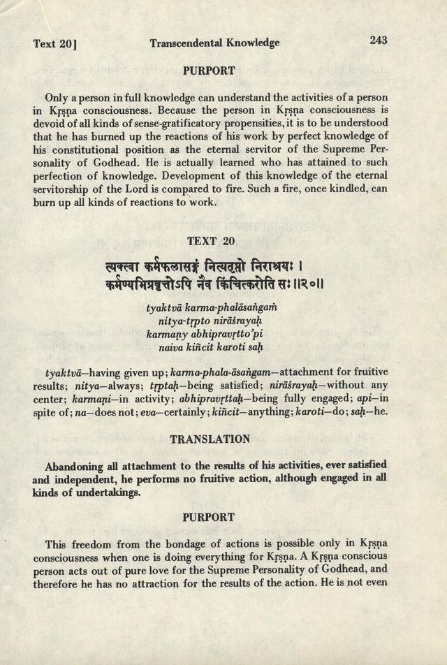 Bhagavad-gita As It Is 243