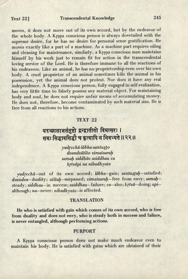 Bhagavad-gita As It Is 245