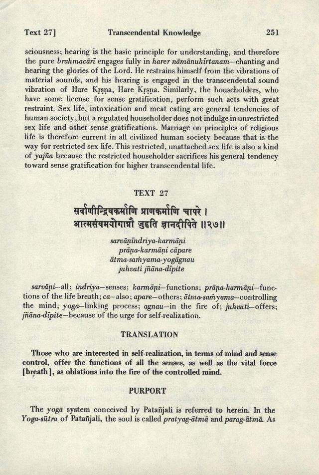 Bhagavad-gita As It Is 251