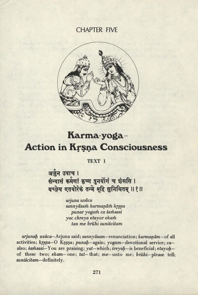 Bhagavad-gita As It Is 271