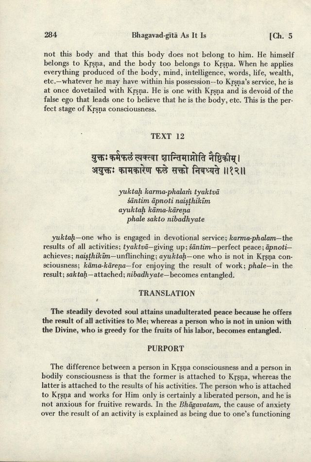 Bhagavad-gita As It Is 284