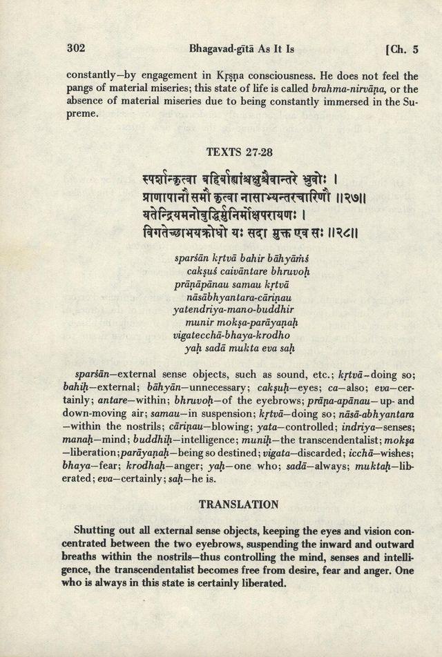 Bhagavad-gita As It Is 302