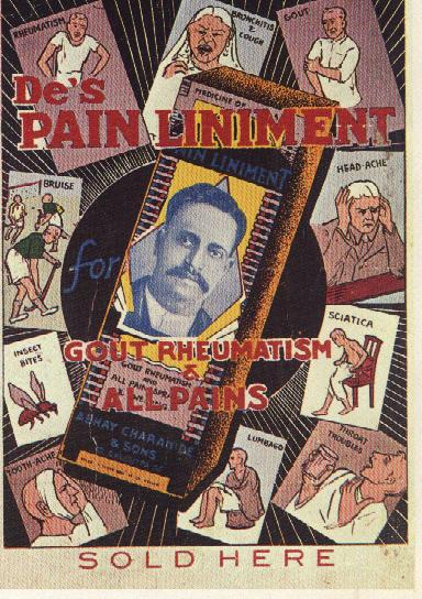 PRABHUPADA'S BUISNESS IS TO CURE YOUR PAIN.