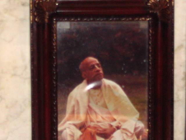 PHOTO OF SRILA PRABHUPADA.