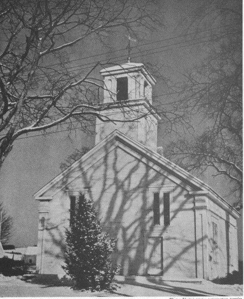 PURITAN CHURCH, CAMDEN MAINE