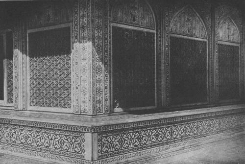 THE TOMB OF ITTIMAD-UD-DOWLAH, AGRA, INDIA