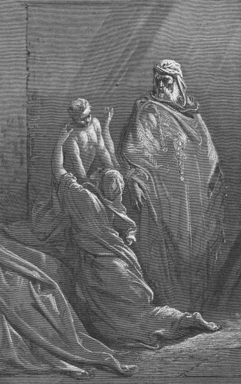 ELIJAH RAISES THE SON OF THE WIDOW