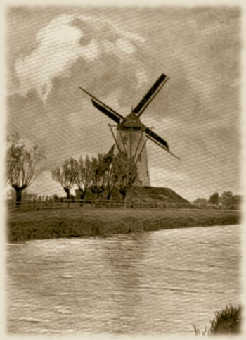 THE CANALS OF NORTH FLANDERS.