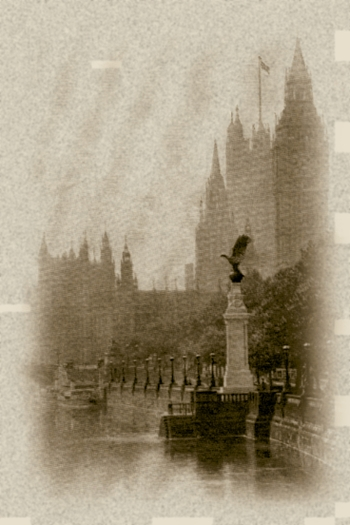 BIG BEN AND THE HOUSES OF PARLIMENT.