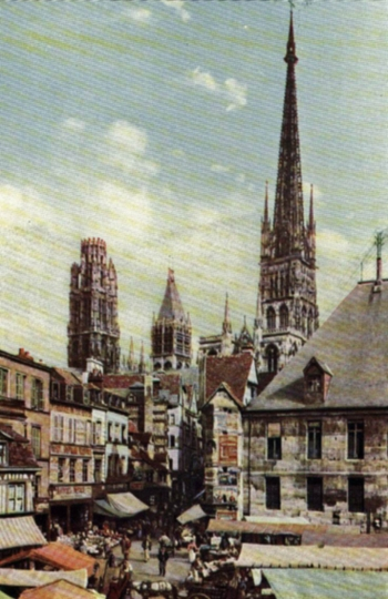 LOVELY OLD ROUEN