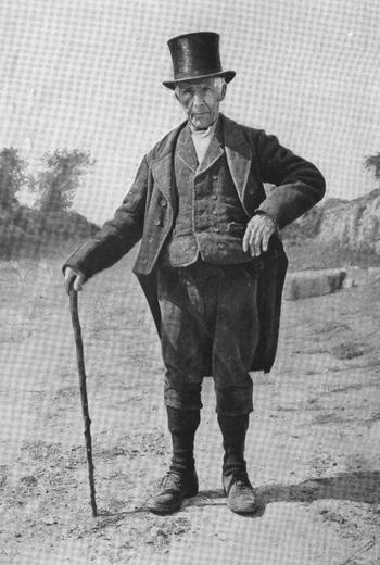 KNEE-BREECHES AND TAIL-COAT.