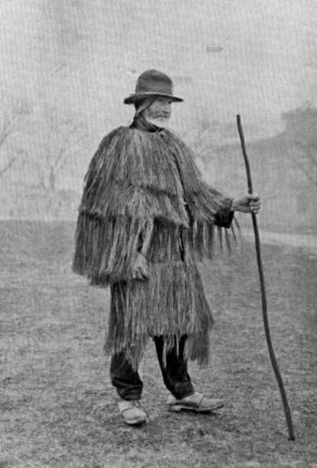 COUNTRYMAN OF THE NORTH IN HIS COROCA.